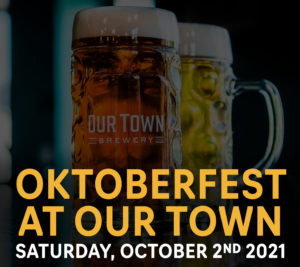 oktoberfest at our town